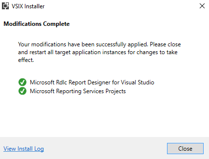 Enable RDLC Reporting in Visual Studio 2017 – SHASHANGKA SHEKHAR'S BLOG
