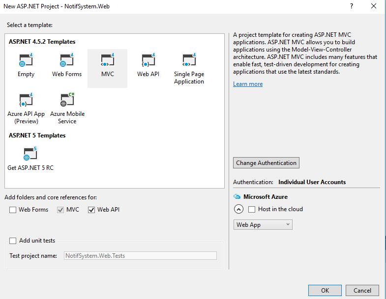 User Specific Notifications Using ASP NET MVC & SignalR