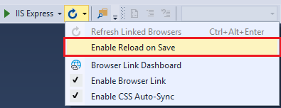 ASP Net Core Browser Reload on Save – SHASHANGKA SHEKHAR'S BLOG