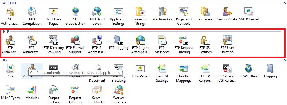 Install & Configure FTP Server on IIS 10 – SHASHANGKA
