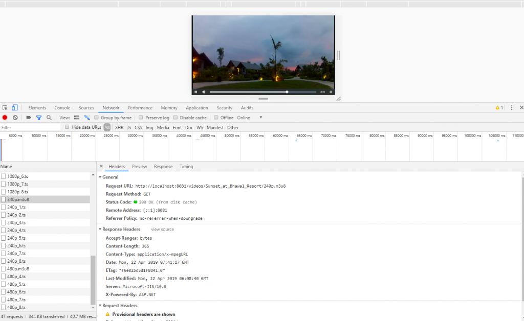 HTTP Live Streaming (HLS-VOD) – SHASHANGKA SHEKHAR'S BLOG